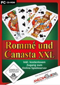 Verpackung von Rommé und Canasta XXL 3.0 [PC]