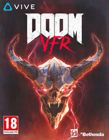 Packaging of DOOM VFR [PC]