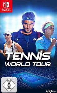 Verpackung von Tennis World Tour [Switch]