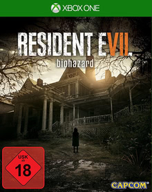 Verpackung von Resident Evil 7 biohazard [Xbox One]