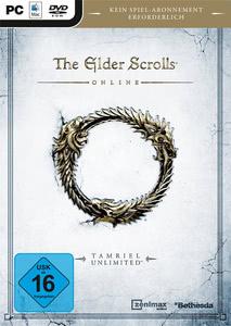 Verpackung von The Elder Scrolls Online: Tamriel Unlimited [PC]
