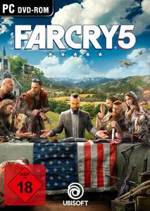 Verpackung von Far Cry 5 [PC]