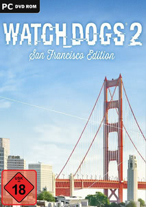 Verpackung von Watch Dogs 2 San Francisco Edition [PC]