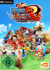 Verpackung von One Piece Unlimited World Red – Deluxe Edition [PC]