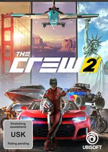 Verpackung von The Crew 2 [PC]