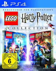 Verpackung von Lego Harry Potter Collection [PS4]