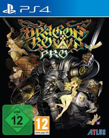 Verpackung von Dragon's Crown Pro - Battle Hardened Edition [PS4]