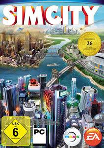 Verpackung von SimCity [PC]