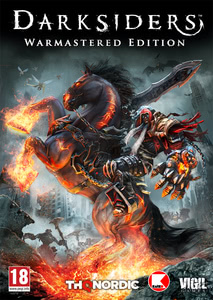 Emballage de Darksiders Warmastered Edition [PC]