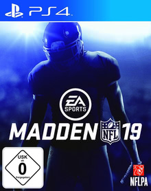 Verpackung von Madden NFL 19 [PS4]