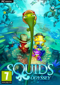 Packaging of Squids Odyssey [PC]