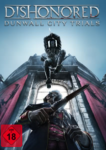 Packaging of Dishonored DLC: Dunwall City Trials [PC]