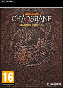 Packaging of Warhammer: Chaosbane Magnus Edition [PC]