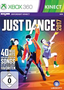 Verpackung von Just Dance 2017 [Xbox 360]