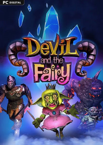 Packaging of Devil and the Fairy [PC]