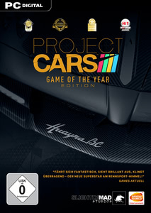 Verpackung von Project Cars Game of the Year [PC]