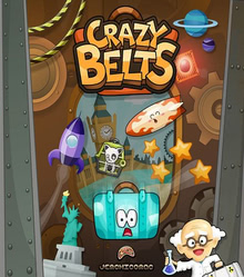 Packaging of Crazy Belts [PC]