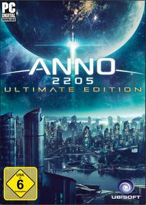 Verpackung von Anno 2205 Ultimate Edition [PC]