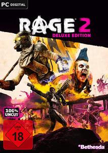 Verpackung von RAGE 2 Deluxe Edition [PC]