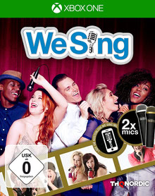 Verpackung von We Sing (inkl. 2 Mikrofone) [Xbox One]