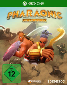 Verpackung von Pharaonic Deluxe Edition [Xbox One]