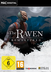 Verpackung von The Raven Remastered Deluxe Edition [Mac]