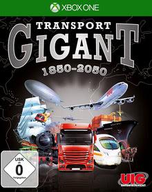 Verpackung von Transport Gigant [Xbox One]