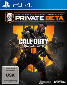 Verpackung von Call of Duty: Black Ops 4 [PS4]