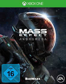 Verpackung von Mass Effect: Andromeda [Xbox One]