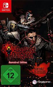 Verpackung von Darkest Dungeon Ancestral Edition [Switch]