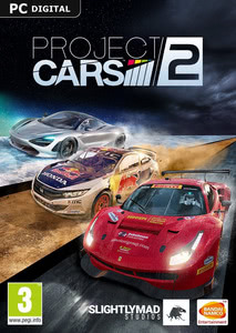 Emballage de Project CARS 2 [PC]