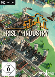 Verpackung von Rise of Industry [PC]