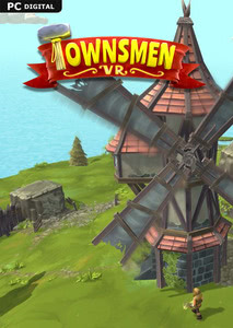 Packaging of Townsmen VR [PC]
