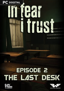 Packaging of In Fear I Trust - Episode 2 [PC]