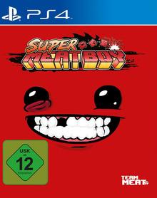Verpackung von Super Meat Boy [PS4]