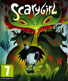 Packaging of Scary Girl [PC]