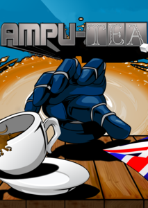 Packaging of AMPU-TEA - Deluxe Edition [PC]