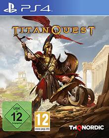 Verpackung von Titan Quest [PS4]