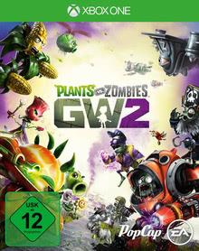 Verpackung von Plants vs Zombies Garden Warfare 2 [Xbox One]