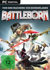 Verpackung von Battleborn [PC]