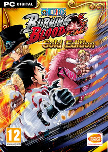 Packaging of One Piece Burning Blood Gold Edition [PC]
