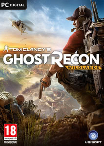 Packaging of Tom Clancy's Ghost Recon Wildlands [PC]