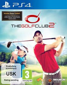 Verpackung von The Golf Club 2 [PS4]