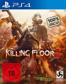 Verpackung von Killing Floor 2 [PS4]