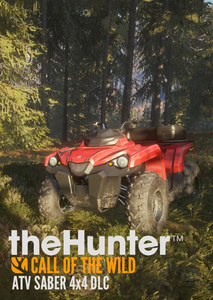 Verpackung von theHunter: Call of the Wild ATV SABER 4X4 [PC]