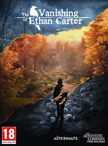 Packaging of The Vanishing of Ethan Carter [PC]