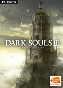 Packaging of Dark Souls 3 The Ringed City [PC]