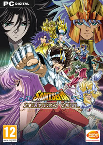 Packaging of Saint Seiya: Soldiers' Soul [PC]