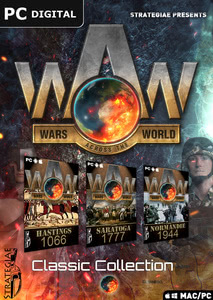 Packaging of Wars Across The World [PC / Mac]