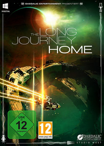 Packaging of The Long Journey Home [PC]